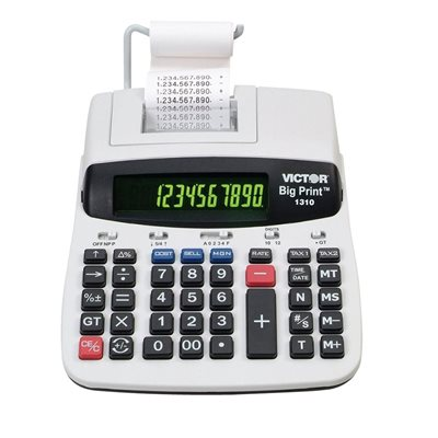 Big Print 1310 Printing Calculator
