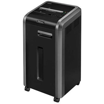 MicroShred 225Mi Heavy Duty Shredder