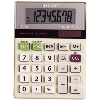 EL310TB Desktop Calculator