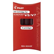 Hi-TecPoint V5  / V7 Refill Cartridge