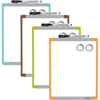 Magnetic dry-erase white board