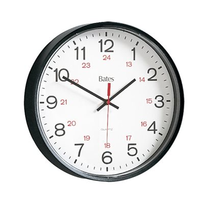 Bates Wall Clock