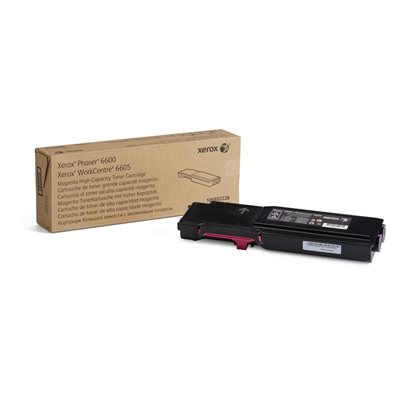 Phaser 6600 / WorkCentre 6605 Toner Cartridge