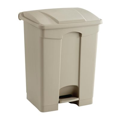 Step-On Wastebasket