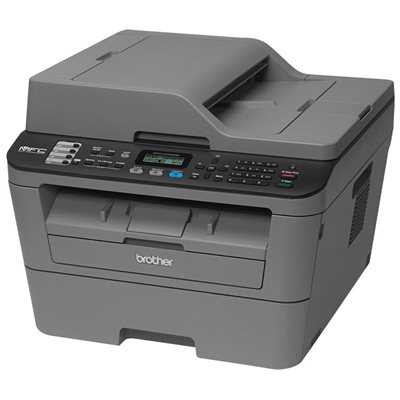 MFC-L2700DW Wireless Monochrome Multifunction Laser Printer