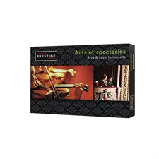 Activity Arts and Entertainment Prestige Giftbox