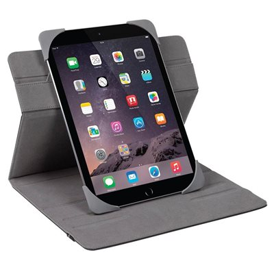 Fit N' Grip Rotating Tablet Case