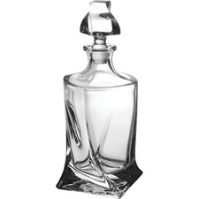 Quadro Whisky Decanter