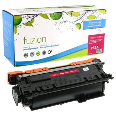 Remanufactured Toner Cartridge (Alternative to HP CE262A)