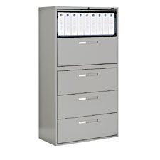 """9100"" lateral filing cabinets"