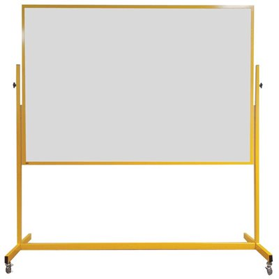 Industrial Magnetic Reversable Mobile Easel