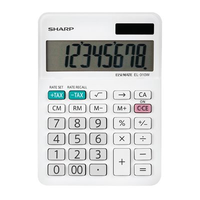 EL-310W Desktop Calculator