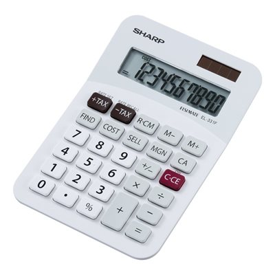 EL-331FB Desktop Calculator