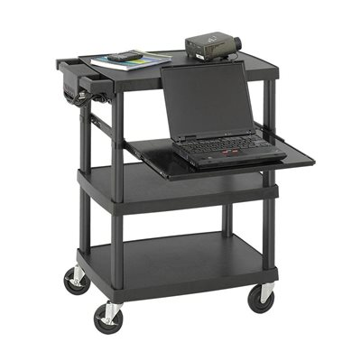 Multimedia Projector Cart