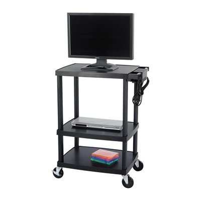 Adjustable AV / TV Cart