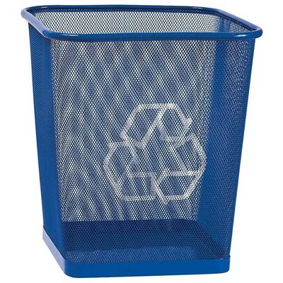 Recycle Mesh Waste Basket