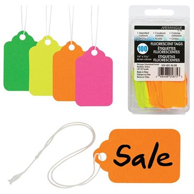 Fluorescent Marking Tags