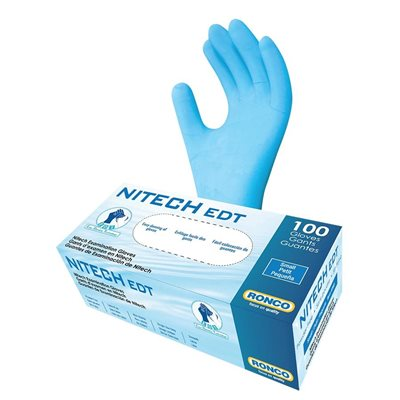 Nitech® EDT Examination Gloves