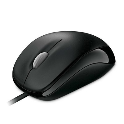 Corded Compact Optical Mouse 500 for Business