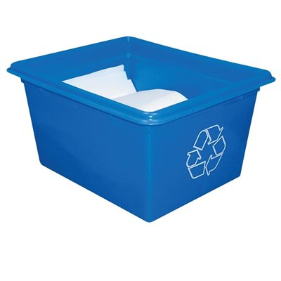Personal Recycling Wastebasket