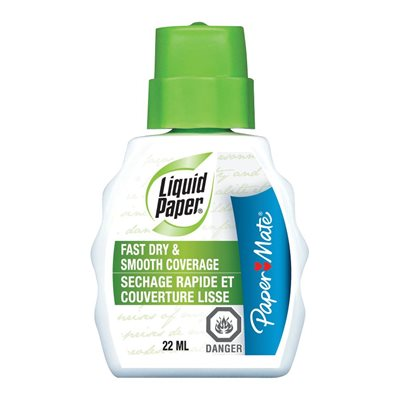 Fast Dry & Smooth Coverage White Correction Fluid