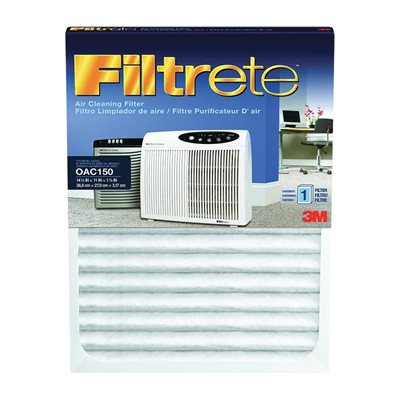 Replacement Filter for Filtrete™ Office Air Cleaner