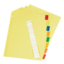 Offix® Insertable Tab Dividers