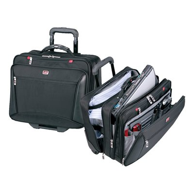 Wheeled Laptop Briefcase