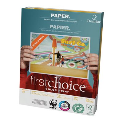 First Choice® ColorPrint® Paper