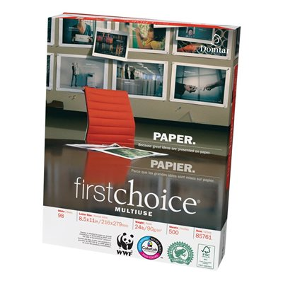 First Choice® Multipurpose Paper